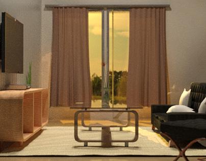 Design Interior for Living Room