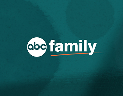 ABC Family Channel / Interim Branding Elements