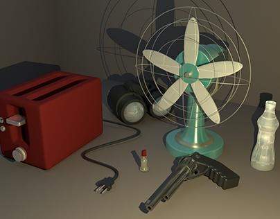 Autodesk Maya - Modelagem e Render 3D