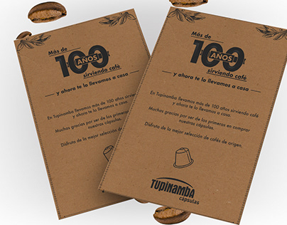 100 años sirviendo café