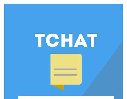 TCHAT - application