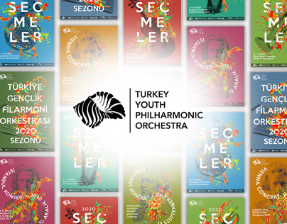 Posters for Turkey Youth Philharmonic Orchestra