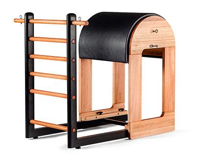 Ladder Barrel // Kauffer Pilates