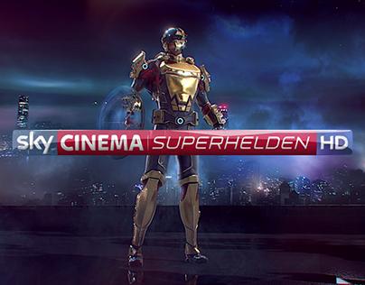 Sky Cinema Superhelden HD