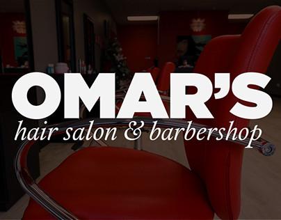 Omar's Hair Salon and Barbershop