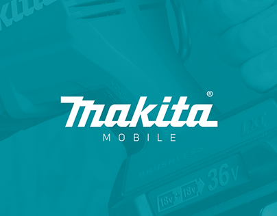 Makita Mobile App Concept