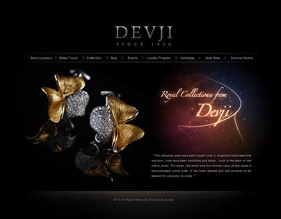Devji Website