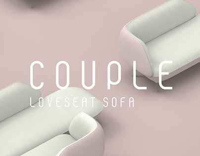 COUPLE SOFA design work