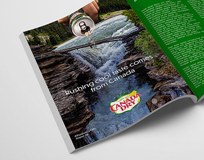 Canada Dry Wilderness Campaign