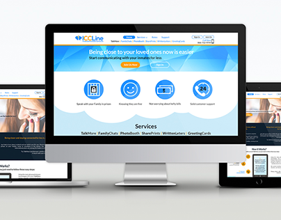 Diseño web: Front-end (ICCLine, 2016)