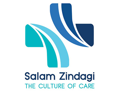 Branding of Salam Zindagi Application
