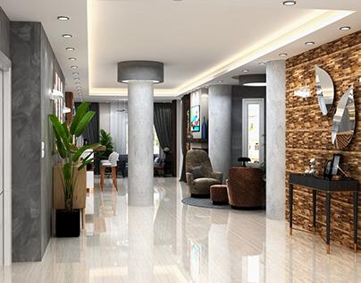 Reception Apartment