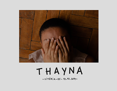 ZINE - Thayna