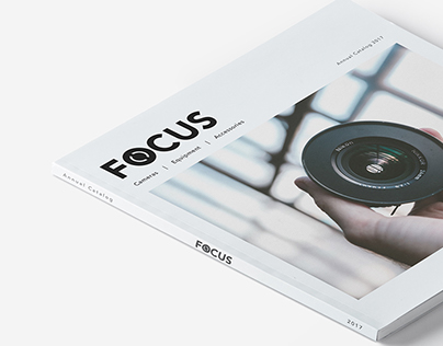 """FOCUS"" Brand Identity"