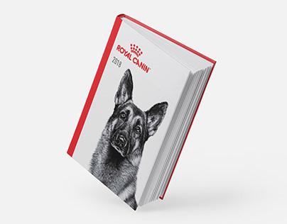 Royal Canin / ежедневник