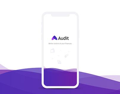 Audit - Finance App Concept