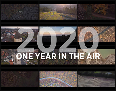 2020 - ONE YEAR IN THE AIR