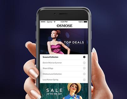 Osmose Mobile App