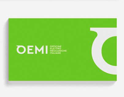 Officine Elettro Meccaniche Italiane Brand identity