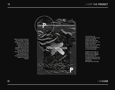 Print My look   Branding and web design