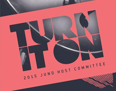 Turn it On / Hamilton Juno Host Committee