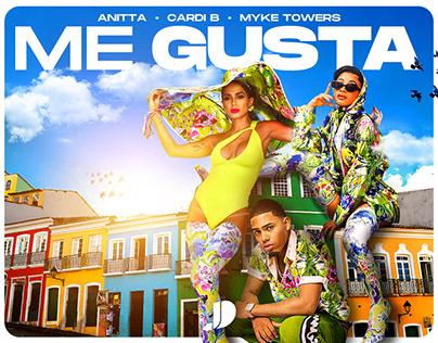 Me Gusta • Anitta Part. Cardi B & Myke Towers