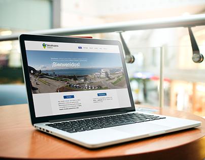 Talcahuano Turìstico - Responsive Website