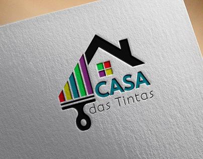 Logo - Casa das Tintas
