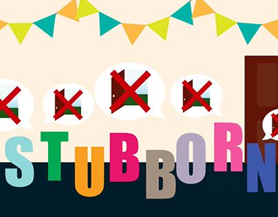 Moving Word: Stubborn