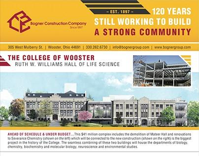 Bogner Construction Ad