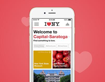 I Love New York Mobile App