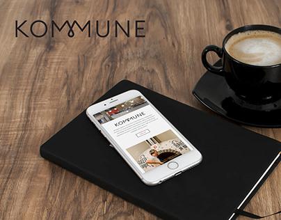 Kommune Website