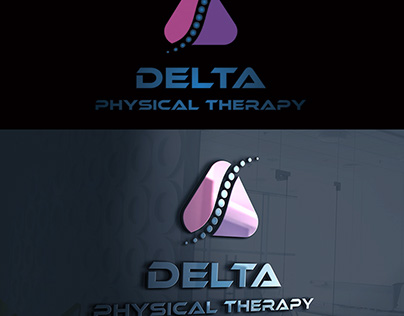 Delta Physical Therapy Logo