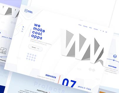 WMCA Website Design - UI/UX