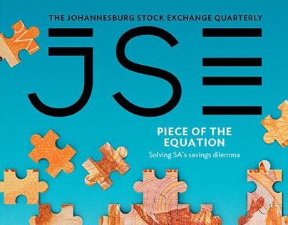 JSE Magazine redesign