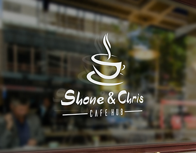 Logo Design For A Cafe Hub
