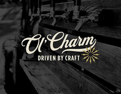Ol' Charm Brand & Identity