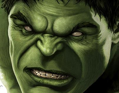 Increible Hulk Gigante
