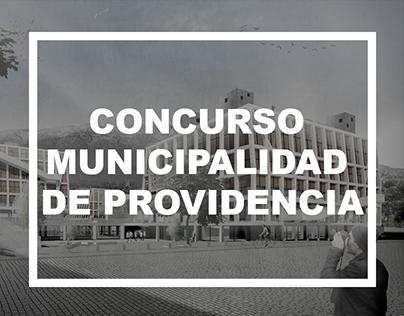 Concurso del nuevo edificio municipal de Providencia