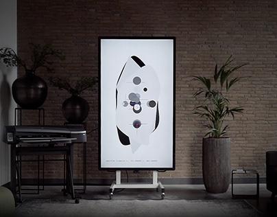 The Creative Equal | Art installation