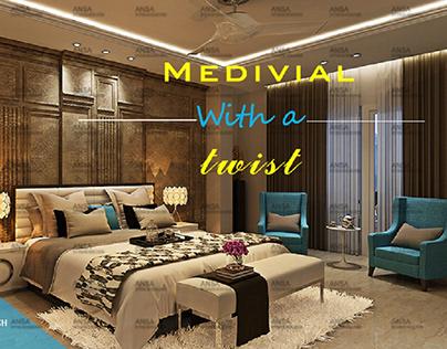 Bedroom Decoration, Designing Idea