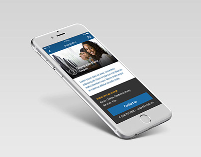 Mobile App - Easy Donations
