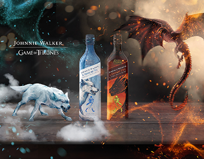 Johnnie Walker: Game of Thrones Augmented Reality