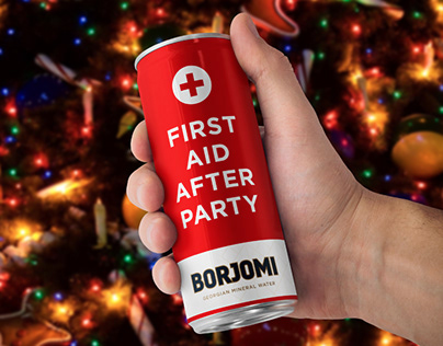 Borjomi. First aid after party