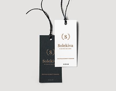 Solekiva's clothes Branding