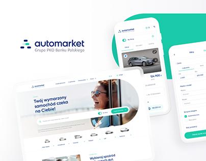 Automarket - Automotive market experience