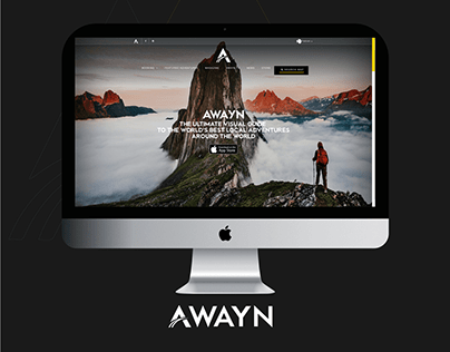 AWAYN Travel Visual Guide