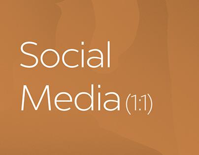 Social Media (1:1)