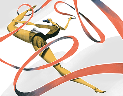 Summer Olympic Games: Sports Illustrations