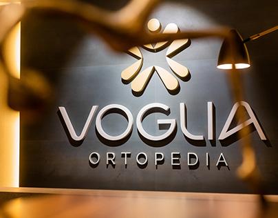 Voglia Ortopedia | Brand Identity